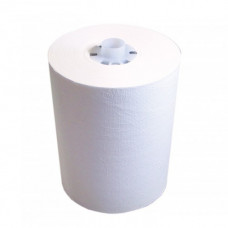 Бумажные полотенца в рулоне Lime MATICmini, 1 слой, 140 м, белый, арт. 520180