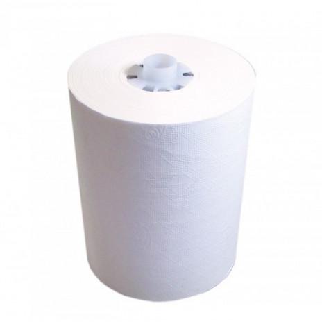 Бумажные полотенца в рулоне Lime MATIC, 1 слой, 210 м, втулка 39мм, белый (6 шт/упак), арт. 251210-С, Lime