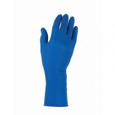Перчатки нитриловые с неопреном химически стойкие Jackson Safety G29, размер M, синий, 50 шт/уп, арт. 49824