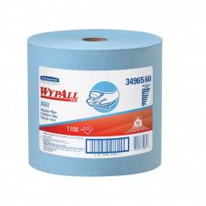 Протирочные салфетки WYPALL* X60 большой рулон, 1100 листов, арт. 34965