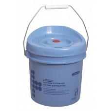 Диспенсер для протирочного материала в рулонах WETTASK* ведро,  (4 шт/упак), арт. 7919