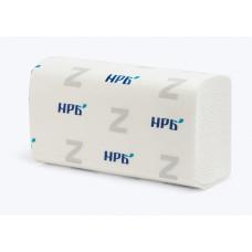 Полотенца бумажные в пачках, Z-сложение, 2 слоя, 180 листов, 22 х 22 см (20 шт/упак), арт. 25Z233