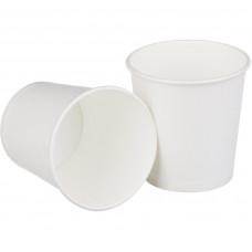 Стакан для горячих напитков 100 мл бумажный d62 (60 шт/уп)