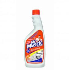 Mr Muscle чистящее средство для кух поверх зап.блок энергия цитруса 450МЛ, арт. 636912.66079400002