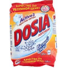 Dosia Матик порошок универсальный Белый снег 1,8КГ, арт. 3010237