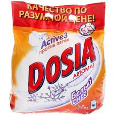 Dosia Матик порошок автомат Белый Снег 3,7КГ, арт. 3010240