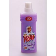 Mr.Proper чистящее средство для пола лаванда 500МЛ (2 шт/упак), арт. 3009225