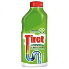 Tiret чистящее средство для устранения засоров гель Antibacterial 500МЛ, арт. 3065000