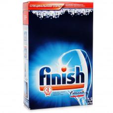 Finish чистящее средство для посудомоечных машин соль для защиты 1,5КГ, арт. 3010125