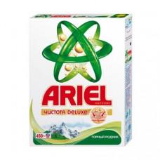 Ariel порошок автомат горный родник 450Г (4 шт/упак), арт. 3008902
