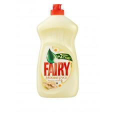 Fairy Oxy чистящее средство для мытья посуды ромашка 500МЛ (3 шт/упак), арт. 3009045
