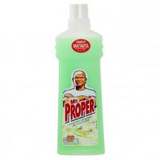 Mr.Proper чистящее средство для пола лайм и мята 750МЛ (2 шт/упак), арт. 3009226