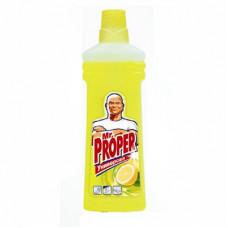 Mr.Proper чистящее средство универсальное жидкое лимон 1000 мл (2 шт/упак), арт. 3034768