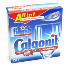 Finish чистящее средство для посудомоечных машин таблетки все в одном 14ШТ, арт. 3010126