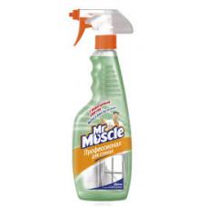 Mr Muscle Триггер чистящее средство для стекол с нашатырным спиртом 500МЛ, арт. 3011023