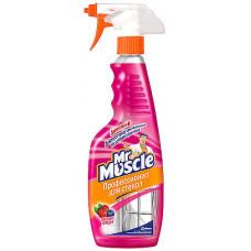 Mr Muscle Триггер чистящее средство для стекол с Ammonia-D лесные ягоды 500МЛ, арт. 3011028