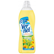 Vernel ополаскиватель кондиционер свежесть летнего утра 1Л, арт. 3005448