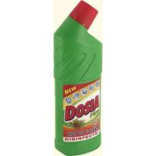 Dosia чистящее средство для сантехники гель твс pine для дезинфекции 750МЛ, арт. 3010215