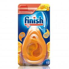 Finish чистящее средство для посудомоечных машин освежитель orange/mandarine (апельсин, мандарин) 5Г, арт. 3010134