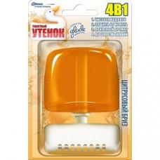 Утенок Римблок чистящее средство для унитазов подвесной цитрусовый бриз 55МЛ, арт. 3011087