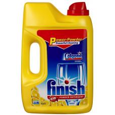 Finish чистящее средство для посудомоечных машин порошок лимон 2,5КГ, арт. 3010139