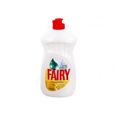 Fairy Oxy чистящее средство для мытья посуды лимон 500МЛ (2 шт/упак), арт. 3009044