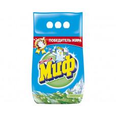 Миф порошок автомат Горная роса 2КГ, арт. 3009796