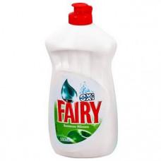 Fairy Oxy чистящее средство для мытья посуды яблоко 500МЛ (3 шт/упак), арт. 3009048