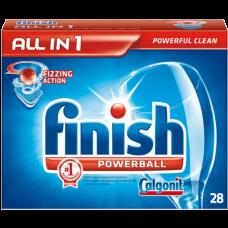 Finish Quantum чистящее средство для посудомоечных машин таблетки 80ШТ, арт. 3056472