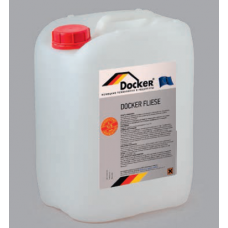 Очиститель для твердых покрытий DOCKER FLIESE КОНЦЕНТРАТ 1:4, 5 кг.
