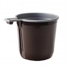 Чашка одноразовая 200 мл кофейная (50 шт/уп)