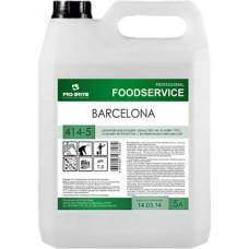 Дезинфицирующее нейтральное ср-во на основе ЧАС, многоцелевой антисептик BARCELONA (Барселона) 5 л. арт. 414-5
