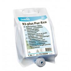 Room Care R3-plus Pur-Eco/ Ср-во для стеклянных и зеркальных поверхностей, кафельной плитки, концентрат (экомаркировка) (2 шт/упак), арт. 7519611