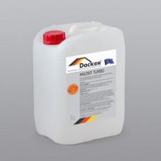 Средство для очистки масляно жировых загрязнений DOCKER MAZBIT TURBO, 5 кг, арт. mazbit-turbo-5