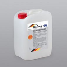 Средство для очистки и обезжиривания поверхностей DOCKER DEKAMET,5 кг, арт. dekamet-5