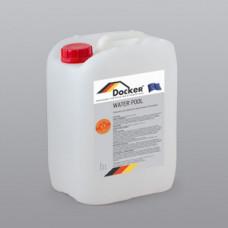 Средство для удаления известковых отложений DOCKER  WATER POOL, 11 кг, арт. water-pool-11