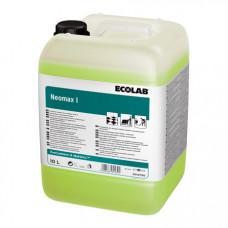 NEOMAX I интенсивное сильнощелочное низкопенное моющее средство для промышленных объектов, 10л, арт. 3014790