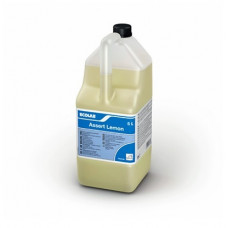 ASSERT LEMON средство для ручного мытья посуды, 5л (6 шт/упак), арт. 9030110
