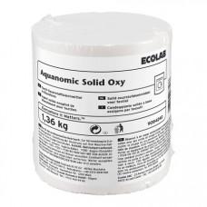 AQUANOMIC SOLID OXY твердый кислородосодержащий отбеливатель системы Aquanomic,, 1,36кг (2 шт/упак), арт. 9084300