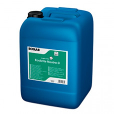 ECOBRITE NEUTRA-3 жидкий антистатик-кондиционер и нейтрализатор, 20кг, арт. 9040750
