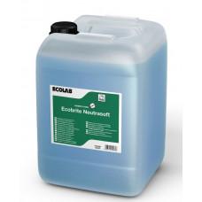 ECOBRITE NEUTRASOFT жидкий антистатик-кондиционер и нейтрализатор для белья, 20кг, арт. 9040690