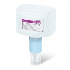 FOAM 2 (NEXA) пенное жидкое мыло для сенсорного дозатора Nexa без отдушки и красителей, 0,75л (6 шт/упак), арт. 9086000