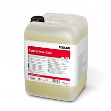 ECOBRITE POWER COLOR жидкий усилитель стирки на основе поверхностно-активных веществ, 20 кг, арт. 9040670