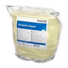 KITCHENPRO MANUALжидкое концентрированное средство для ручного мытья посуды и гастроемкостей, 2л, арт. 9081910