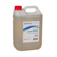Химитек Керамик-Белизна, концентрированное средство для ухода за напольной плиткой, 5 л, арт. 050406