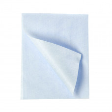 Салфетка MICRO LIGHT нетканная микроволоконная 40*40см, 60 гр/м², 10 шт., синяя