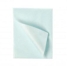 Салфетка MICRO LIGHT нетканная микроволоконная 40*40см, 60 гр/м², 10 шт., зеленая
