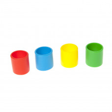 Кольца кодировочные для рукояток 4 цвета, 4 шт/упак. HQ Profiline /100, арт.73923