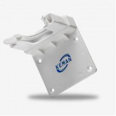 KEMAN держатель настенный под флаконы (картриджи) с дозатором системы К3 , система K3 ( штук/упак), арт. 100017-0000