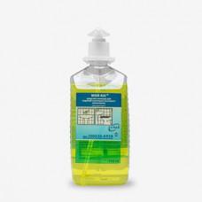 МОЙ-КА! средство моющее для изделий санитарно-бытового назначения (концентрат), флакон (картридж) с дозатором 950 мл, система K3 (9 штук/упак), арт. 100030-0950